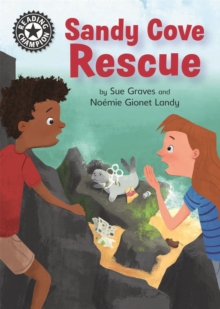 Reading Champion: Sandy Cove Rescue : Independent Reading 13, Hardback Book