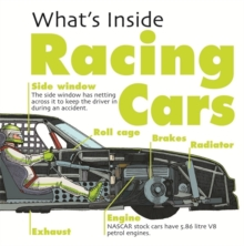 What's Inside?: Racing Cars, Paperback / softback Book