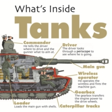 What's Inside?: Tanks, Paperback / softback Book