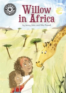 Reading Champion: Willow in Africa, Paperback / softback Book