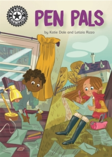 Reading Champion: Pen Pals : Independent Reading 16, Hardback Book