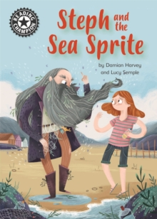 Reading Champion: Steph and the Sea Sprite : Independent Reading 17, Paperback / softback Book