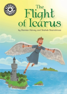 Reading Champion: The Flight of Icarus : Independent Reading 17, Paperback / softback Book