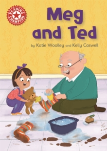 Meg and Ted : Independent Reading Red 2, Paperback / softback Book