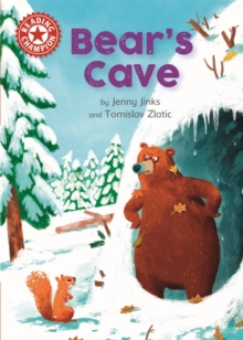 Reading Champion: Bear's Cave : Independent Reading Red 2, Hardback Book