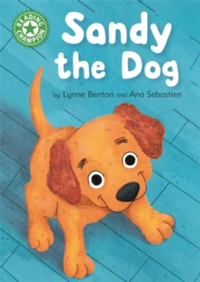 Reading Champion: Sandy the Dog : Independent Reading Green 5, Paperback / softback Book