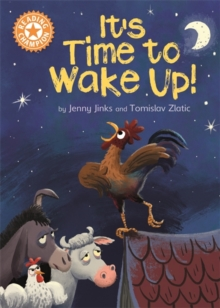 Reading Champion: It's Time to Wake Up! : Independent Reading Orange 6, Paperback / softback Book