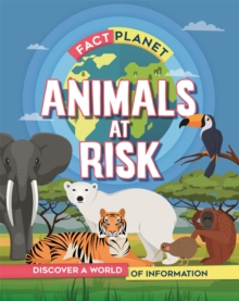 Animals at Risk, Hardback Book