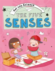 The Five Senses, Paperback / softback Book
