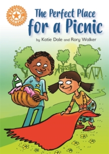 Reading Champion: The Perfect Place for a Picnic : Independent Reading Orange 6, Hardback Book