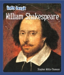 Info Buzz: Famous People William Shakespeare, Hardback Book