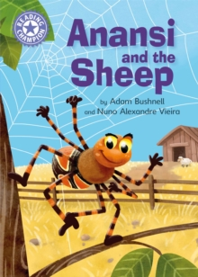 Reading Champion: Anansi and the Sheep : Independent Reading Purple 8, Paperback / softback Book