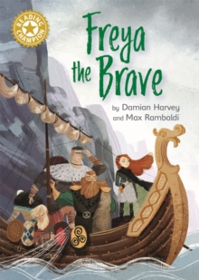 Reading Champion: Freya the Brave : Independent Reading Gold 9, Paperback / softback Book