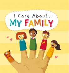 I Care About: My Family, Paperback / softback Book