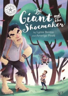 Reading Champion: The Giant and the Shoemaker : Independent Reading White 10, Hardback Book