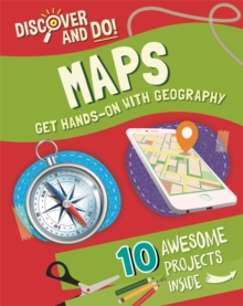Discover and Do: Maps, Hardback Book
