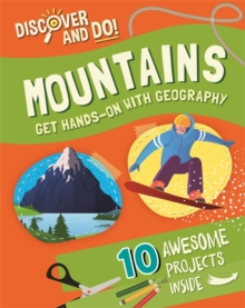 Discover and Do: Mountains, Hardback Book