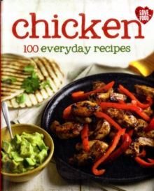 100 Recipes - Chicken, Hardback Book