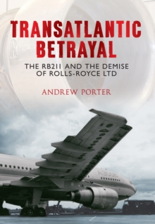 Transatlantic Betrayal, Paperback / softback Book