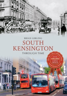 South Kensington Through Time, Paperback / softback Book