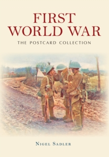First World War The Postcard Collection, Paperback / softback Book