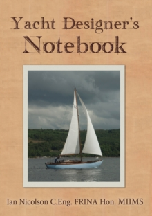 Yacht Designer's Notebook, Paperback / softback Book