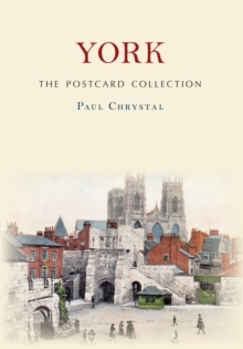 York The Postcard Collection, Paperback / softback Book
