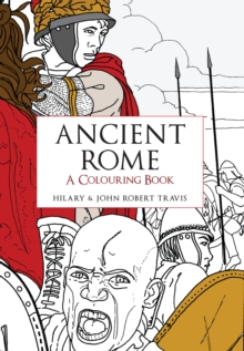 Ancient Rome A Colouring Book, Paperback Book