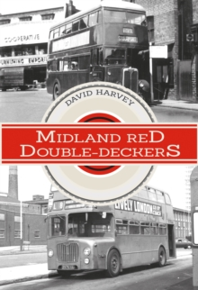 Midland Red Double-Deckers, Paperback Book