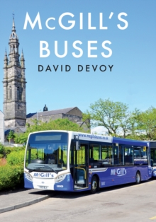 McGill's Buses, Paperback / softback Book