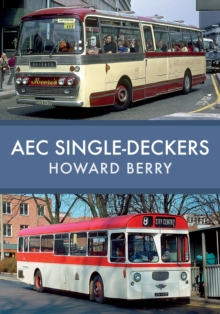 AEC Single-Deckers, Paperback / softback Book