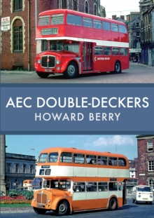 AEC Double-Deckers, Paperback / softback Book