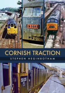 Cornish Traction, Paperback / softback Book