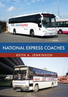 National Express Coaches, Paperback / softback Book