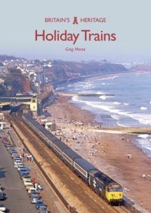 Holiday Trains, Paperback / softback Book