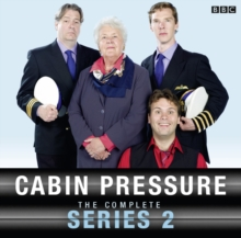 Cabin Pressure: The Complete Series 2, CD-Audio Book