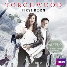 Torchwood: First Born, eAudiobook MP3 eaudioBook