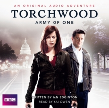 Torchwood  Army Of One, CD-Audio Book