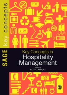 Key Concepts in Hospitality Management, Hardback Book