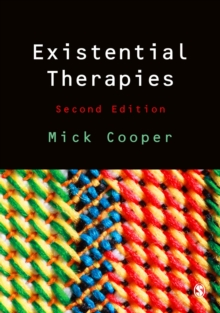 Existential Therapies, Hardback Book