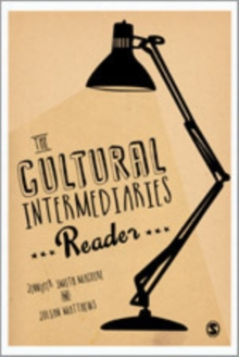 The Cultural Intermediaries Reader, Hardback Book