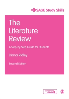 The Literature Review : A Step-by-Step Guide for Students, Paperback / softback Book