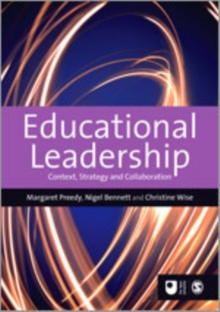 Educational Leadership : Context, Strategy and Collaboration, Paperback / softback Book