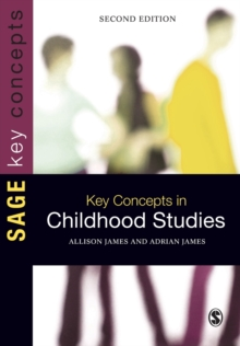 Key Concepts in Childhood Studies, Paperback / softback Book