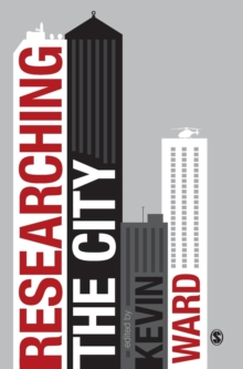 Researching the City : A Guide for Students, Hardback Book