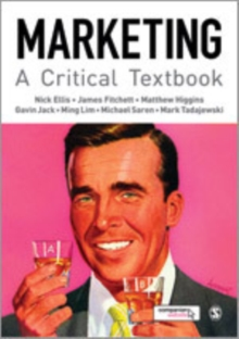 Marketing : A Critical Textbook, Mixed media product Book