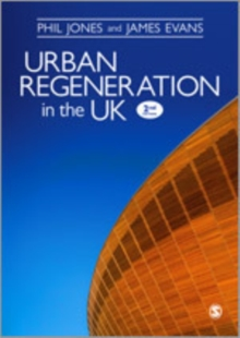 Urban Regeneration in the UK : Boom, Bust and Recovery, Hardback Book