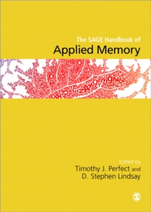 The SAGE Handbook of Applied Memory, Hardback Book