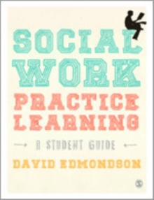 Social Work Practice Learning, Hardback Book