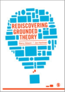 Rediscovering Grounded Theory, Hardback Book